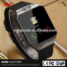 2017 hot selling OEM SIM card gps china factory direct cheapest android dzo9 smart watch phone