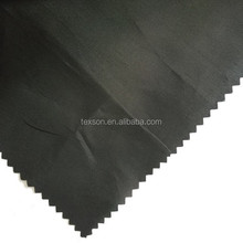 190t polyester lining fabric taffeta PD black for lining polyester oxford fabric