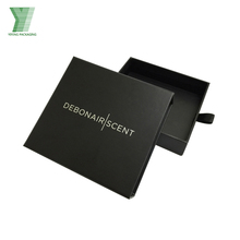 Custom Printed Small Paper Cardboard Drawer Cufflinks Gift Packaging Boxes