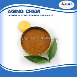 calcium lignosulphonate China Chemicals Mg-3 Admixture Calcium Granular Chelating Agent