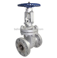 Electric 150lb double disk flange type Gate Valve