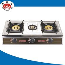 3 burner Hot sale smart gas stove