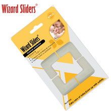 Table Edge Corner Protective Cover For Baby Safety plastic Protector