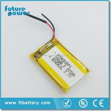 3.7v 4.2v Li ion Battery 250mah Rechargeable Batteries 502030 Lithium-ion Batteries for Sales