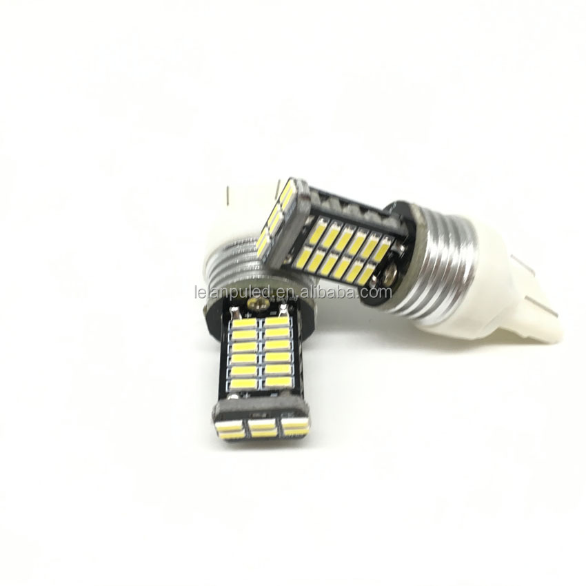 T20 7443 4014 30SMD CAR LED Rear Lights trunk lamp Brake lights led Parking lamp