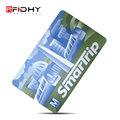 13.56MHz MIFARE Card Eco-Friendly RFID Paper Card for Ticket Solution