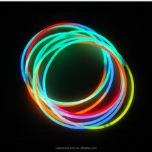 Fashion Three colors Glow in the Dark Stick Necklace/Necklet for bar/concert/party/Wedding/Event