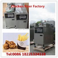 Industrial electric fryer, automatic chicken fryer machine
