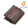 Promotion price leisure style for iPhone8 case genuine leather flip for iphone8 mobile phone case