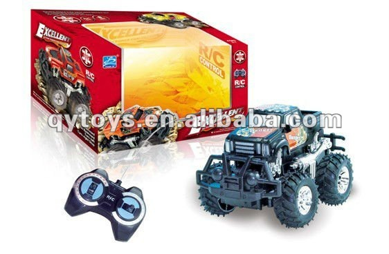 Hot Sale Racing Car 4 Function RC Truck