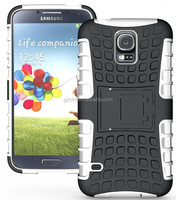 For samsung galaxy s5 case with stand Rugged kickstand armor case