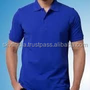 polo t shirt for printing and embroidery