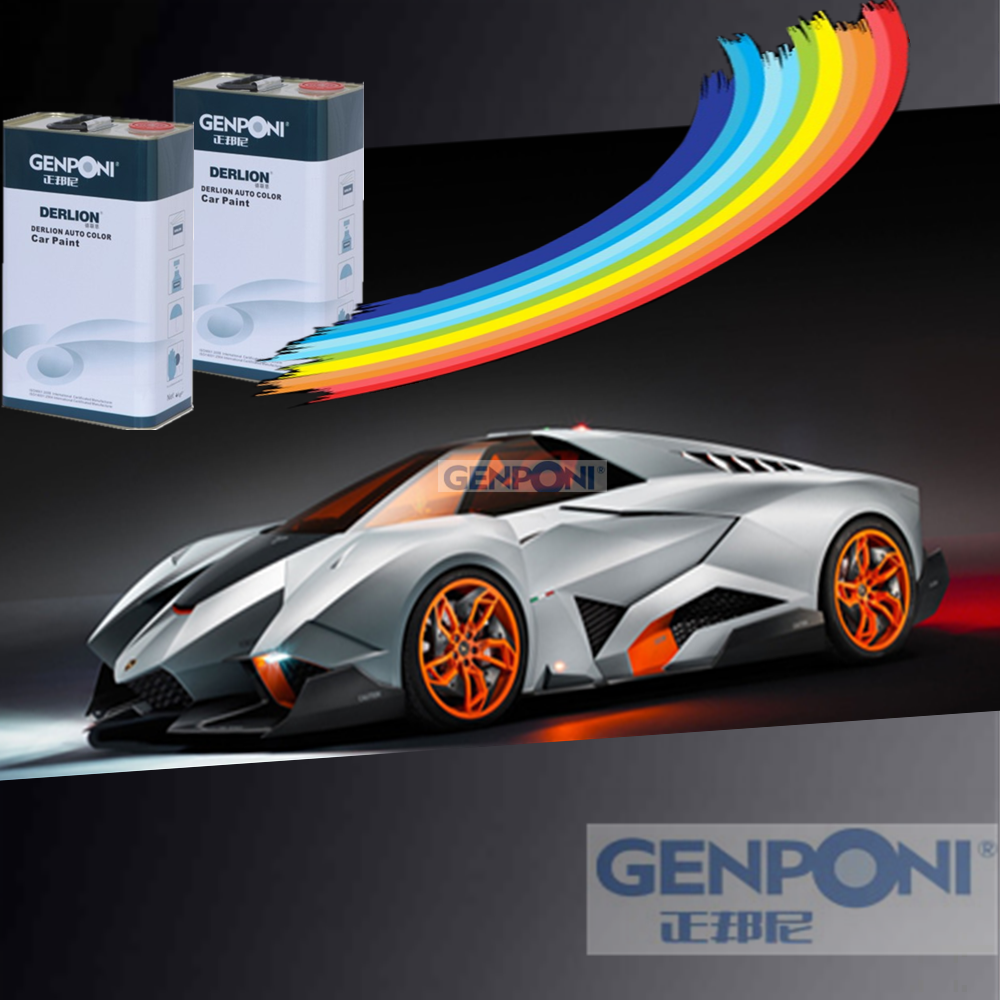 Durable ceramic car glass coating /Solid Color Universal Toner car coating