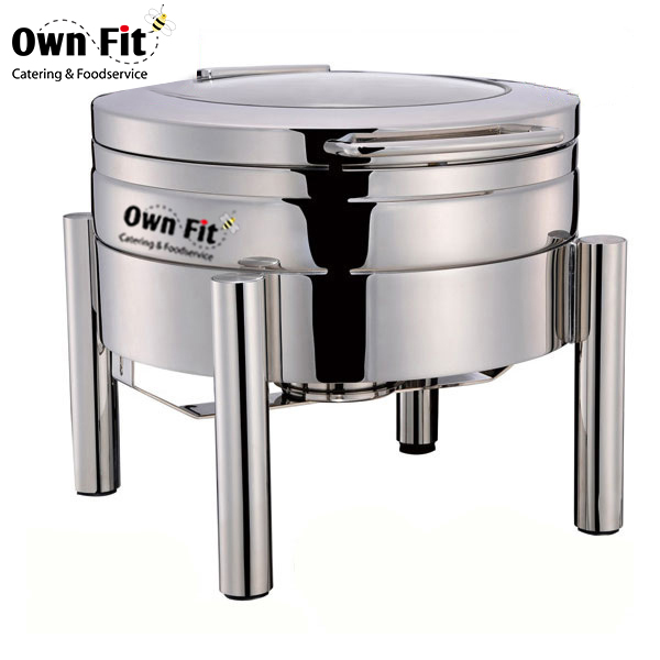 Competitive Price 6l energy saving economic chafing dish made in China