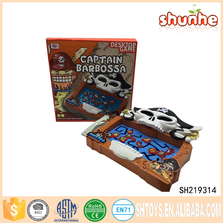 multi player toys pirate treasure desktop games for playing