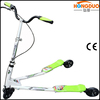 PU adult wheel frog scooter with handle brake KICK SCOOTER FOR KIDS