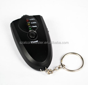 Pocket Alcohol Tester, Professional Portable Breathalyzer,with Semi-conductor Sensor