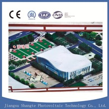 High-class Zinc coated metal corrugated metal roof sheet, Prepainted trapezoid roof sheet