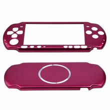 High Quality Anti-shock Hard Protective Aluminum Box Cover Case Shell for Sony for PSP 3000 Slim Console Gamepad Wholesale Price