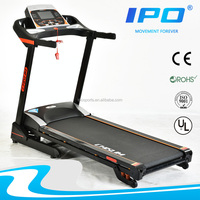 2016 treadmill type treadmill 3.0HP DC running machine upgrade home motorized treadmill