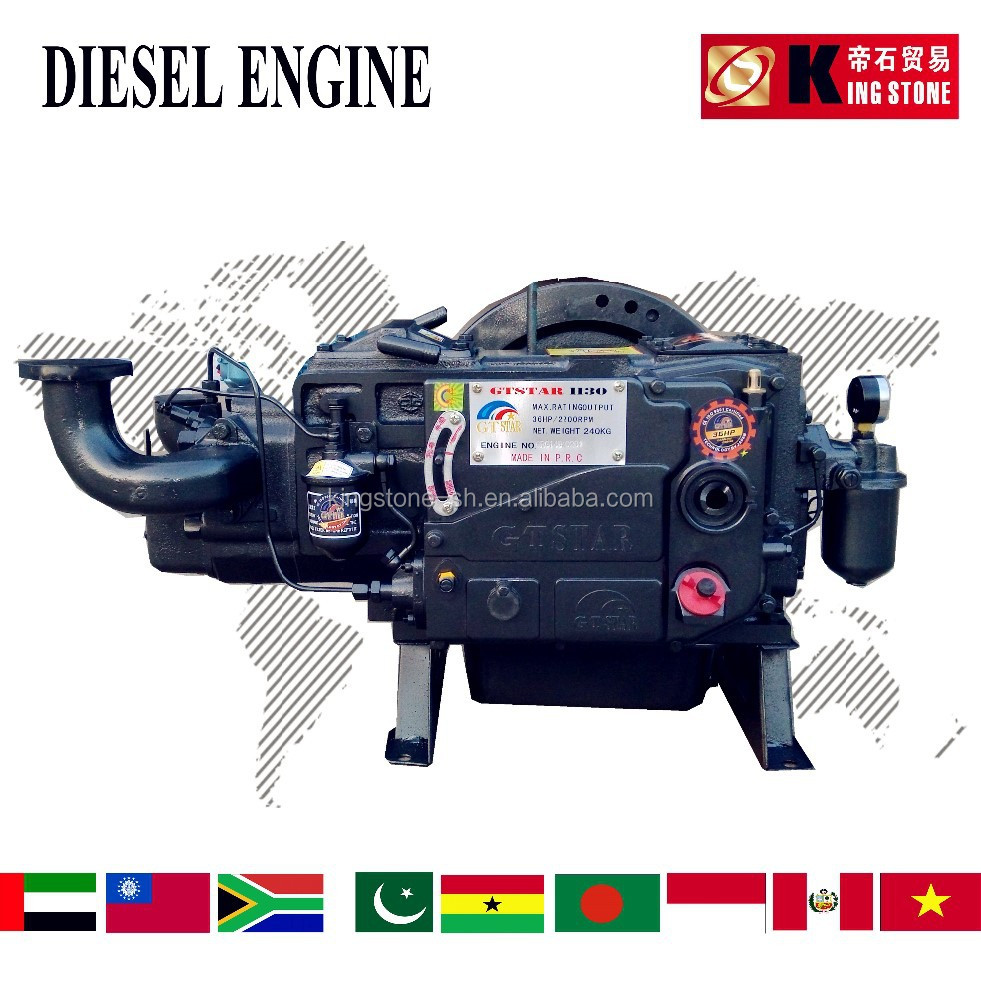 ZS1130 DIESEL ENGINE WATER COOLED 4-STROKE