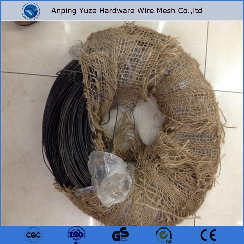 prix usine 0 5 mm 6 0 mm fil noir souple noir fil de fer recuit fil lier fil de fer id de. Black Bedroom Furniture Sets. Home Design Ideas