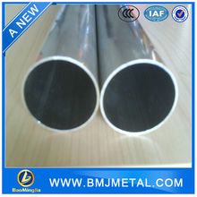 Large Diameter Round Mill Finished Aluminum Pipe