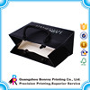 Wholesale matt lamination black handle rope paper bags