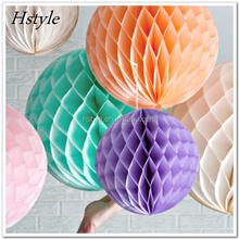 Life Glow Crafts Tissue Honeycomb Ball Tissue Paper Flower Ball SD006