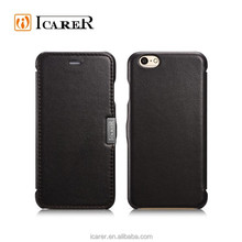 Luxury Leather Magnetic Case For Iphone 6 4.7""