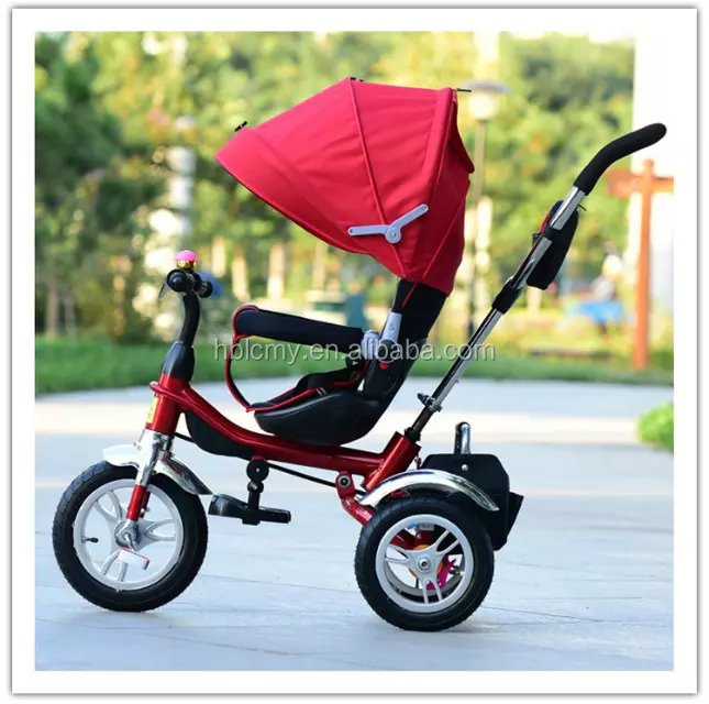 Wholesale Baby Twins Tricycle Baby Tricycle