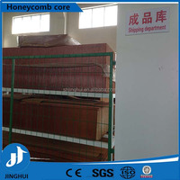 lightweight cardboard honeycomb core for door and furniture using