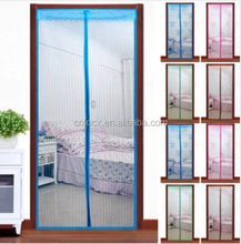 Instant Screen Door mosquito net / Magnetic door Curtain / fly screen door