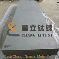 Nickel Plate For Heat Exchanger