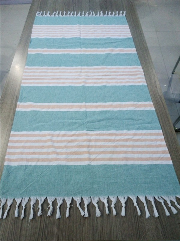 100% cotton fouta towel turkish towel