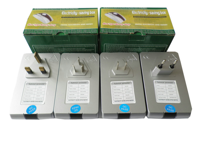 home (US/AU/EU/UK Plug ) High quality SD-001 19KW power Saver box . electric power saver
