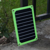 5V 5W foldable Waterproof and Flame-resistant ETFE integrated solar charger