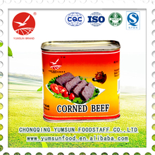 delicious brazil corned beef Canned Beef luncheon meat ready to eat food
