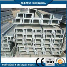channel steel american standard