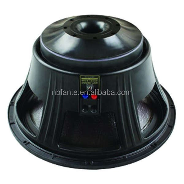 18 Inch Speaker with 5'' Voice Coil