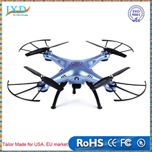 SYMA X5HW FPV RC Quadcopter Drone with WIFI Camera 2.4G 6-Axis RC Helicopter VS Syma X5SW Upgrade with 5 battery + 5in1 Cable