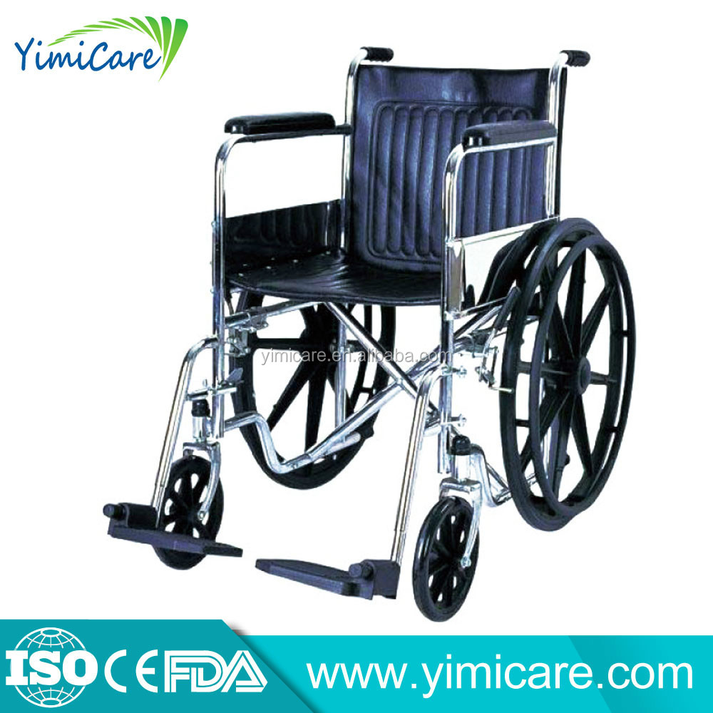Competitive price steel wheelchair parts