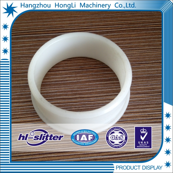high quality precision cnc machining parts plastic ring made in China