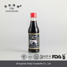 Premium Japanese halal soy sauce brands 250ml