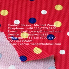 Fast delivery printing knit bubble stretch pointe fabric for clothing
