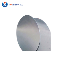 AA 1200 1100 1050 H14 aluminum disc circle for lamp-chimney with high quality