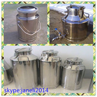 Stainless Steel Buckets/ Milk Buckets/ Steel Buckets
