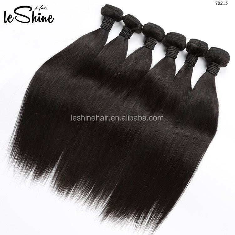 Wholesale Factory Price High Quality 8a Grade Natural Color Brazilian 100% Virgin Human Hair