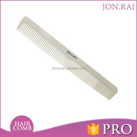 Hair Styling Tools Professional Anti-Static plastic flat hair cutting combs salon barber combs