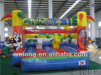commercial air bouncer, inflatable trampoline toys